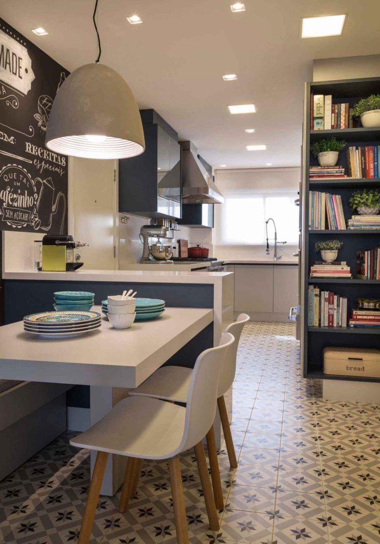 Decora O De Interiores A Cozinha Integrada Como Rea De